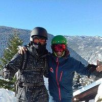 ¡Gran día de Snowboard!