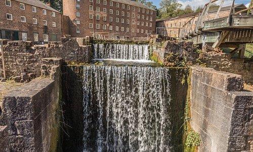 Cromford Mills, Derbyshire