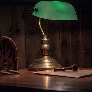 Sam & Cooper Escape Room