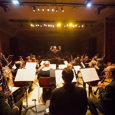 Richard Marks Mozart concert