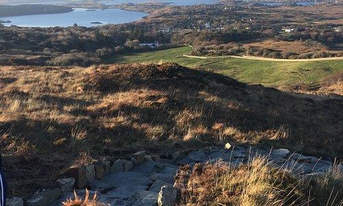 Utterly stunning walk in the most beautiful Irish countryside