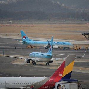 김포공항 전망대