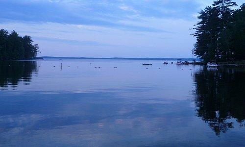 Cub Cove on Sebago Lake