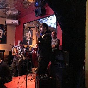 Johnny's piano bar