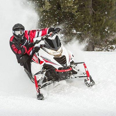 Motoneige Sport disponible en location