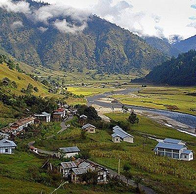 Sangti Valley, Arunachal Pradesh