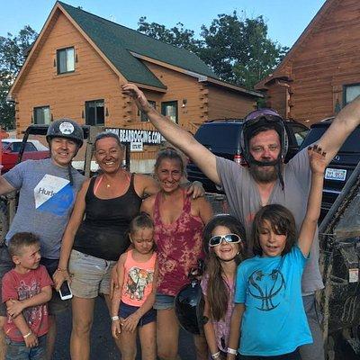 Family fun for all ages $199 per UTV
