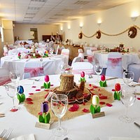Banqueting Suite - Catering for Events up to 100 people