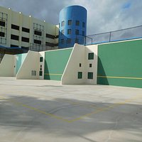 Handball/Paddle Ball Courts