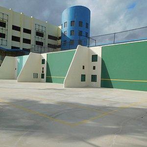 Handball/Paddle Ball Courts