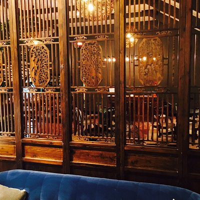 Chill out in our wine lounge with a glass of our local vino.