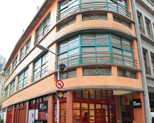 迪化207博物館外觀,其建築為台北市歷史建築