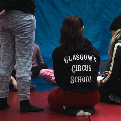 Glasgow's Circus School and the UK's Second largest recreational Circus School