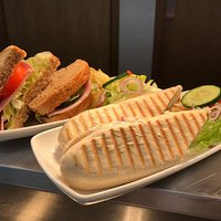 Sandwiches and panini available in Bridgeview