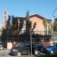 San Luca Evangelista al Prenestino - Esterno