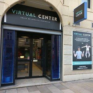 Venez découvrir et vous divertir en réalité virtuelle !