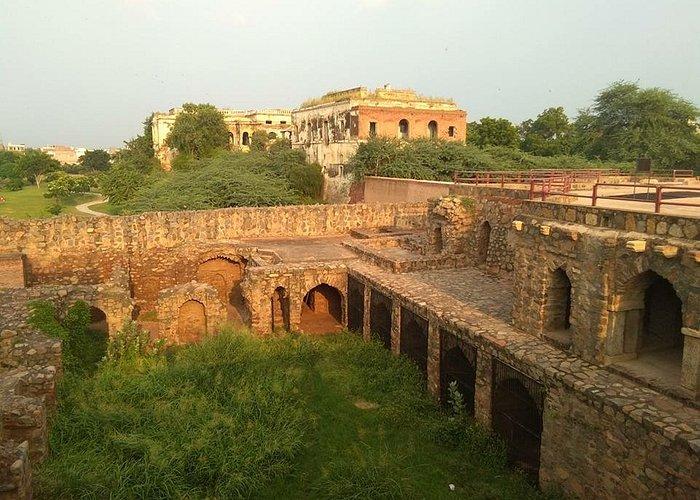 Firoz Shah Palace Complex