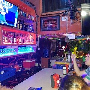 Lucky Girl Sports Bar