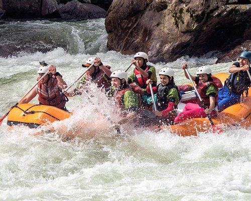 Rafting Jondachi River - Class IV