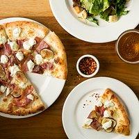 Delicious Pizzas