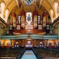Les célèbres grandes orgue Casavan,