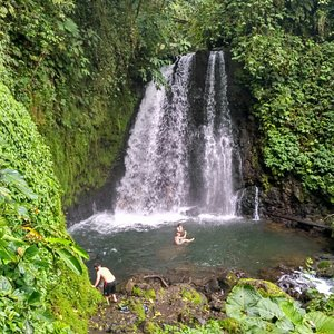 Arenal volcano park guided tour