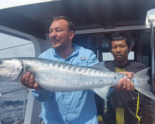 Baracuda Fish!