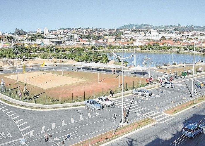 Visão ampla do Parque da Cidade (Foto de domínio público, encontrada no Google)