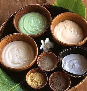 Cosmética 100% natural para pieles sensibles.