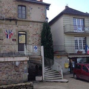 Bureau d'information touristique d'Aubazine
