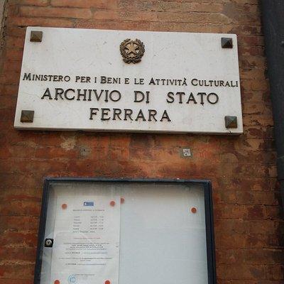 Palazzo penna corso giovecca 146