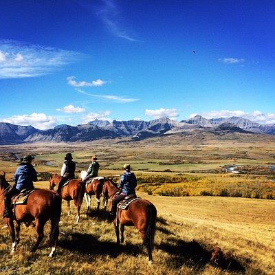 Elk Ridge Trail Rides