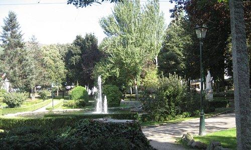 Uma panormica do Parque de Arouca^.