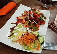 Kanava roast ( squid)