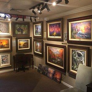 Master's Editions Lamplight Gallery