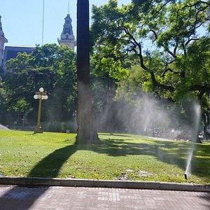 Plaza de Armas Ejército Argentino