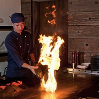 Exciting and entertaining. Enjoy the Teppanyaki experience with our expereinced chefs
