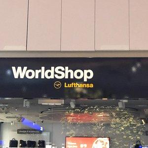 Lufthansa WorldShop