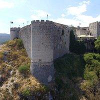 Vue du château principale