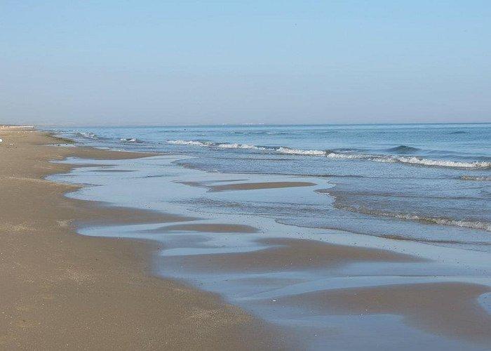 Spiaggia Torre Mileto