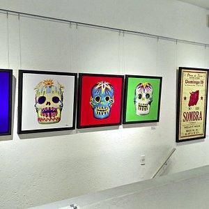 Calaveras, at Ted Davis Galeria de Fotografia
