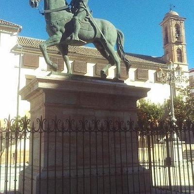 Plaza Coso Viejo