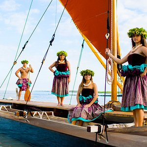 Join us as we journey through the pacific.