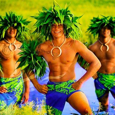 The Kane of Haleo Lu'au