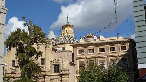Plaza Julian Romea