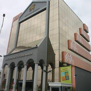 exterior del banco central