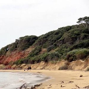 Red Rock Beach
