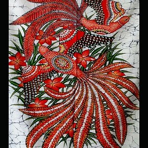 Batik Wall Picture,100% Cotton Material,100% hand made,Reasonable Price