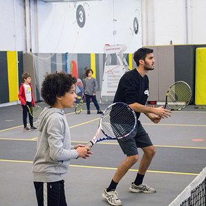 Court 16- Tennis Remixed for both Kids and Adults