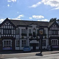 The Wheatsheaf from the front